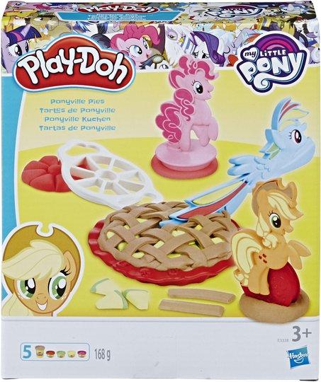 Play-Doh Lekeleire My Little Pony