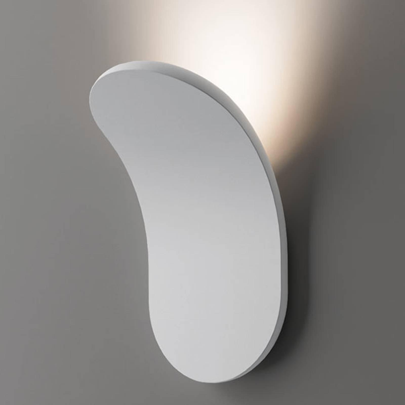 Axolight Lik hvit LED-vegglampe