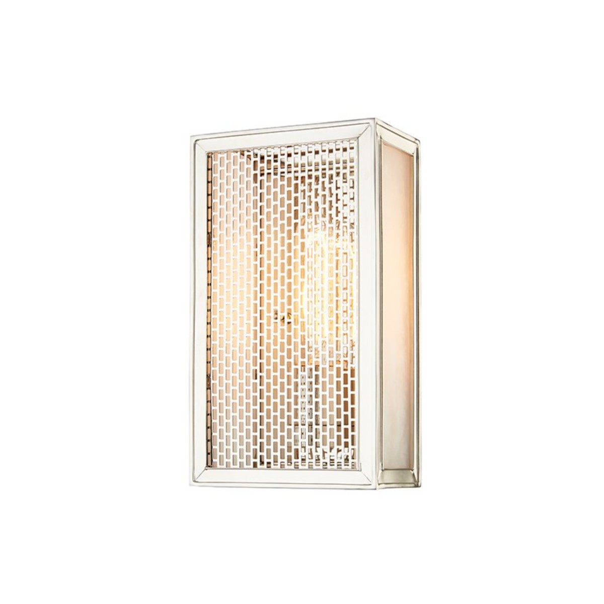 Hudson Valley | Ashford Wall Light | Polished Nickel