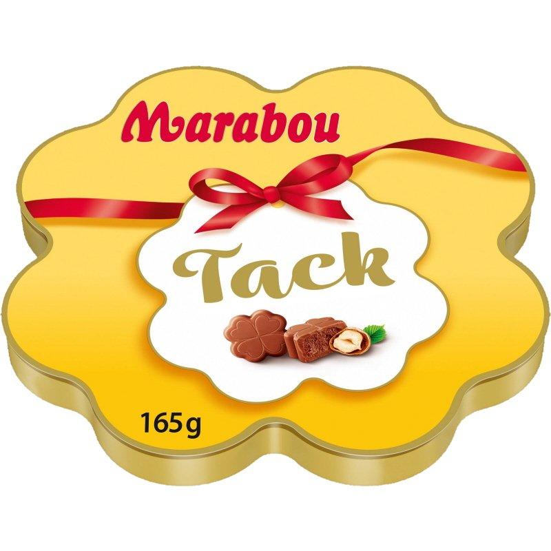 Chokladask Tack - 67% rabatt