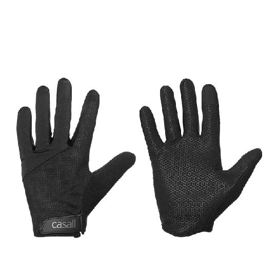 Exercise Glove, Long fingers, Wmns, Black