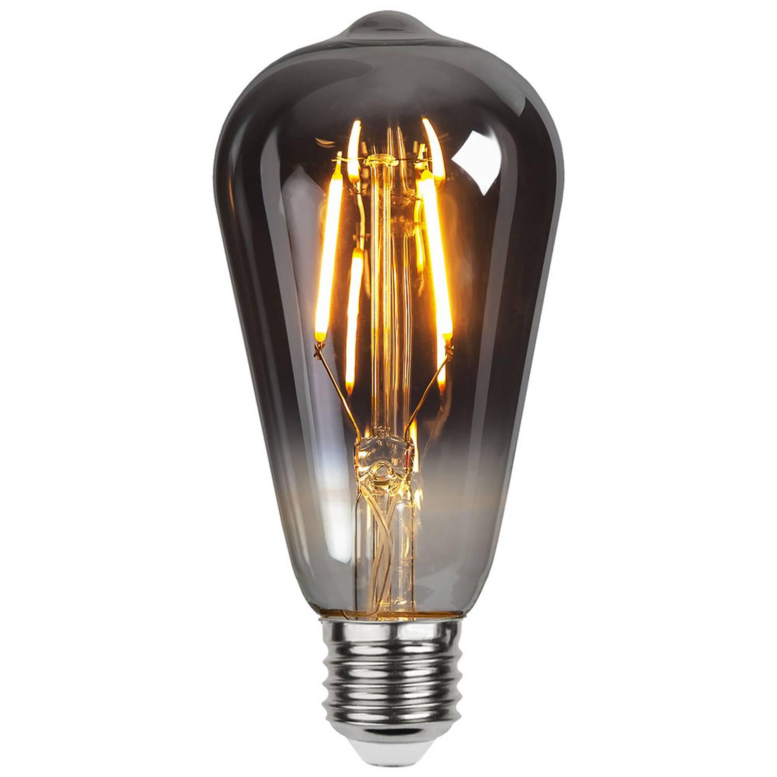 LED-lamppu E27 1,8W ST64 Plain Smoke 2 100 K 80lm