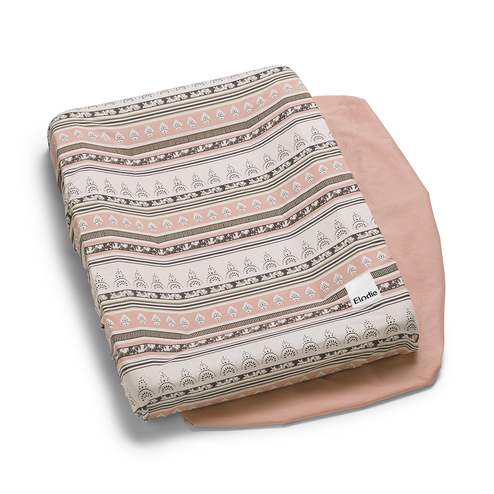 Changing Pad Cover - Desert Weaves