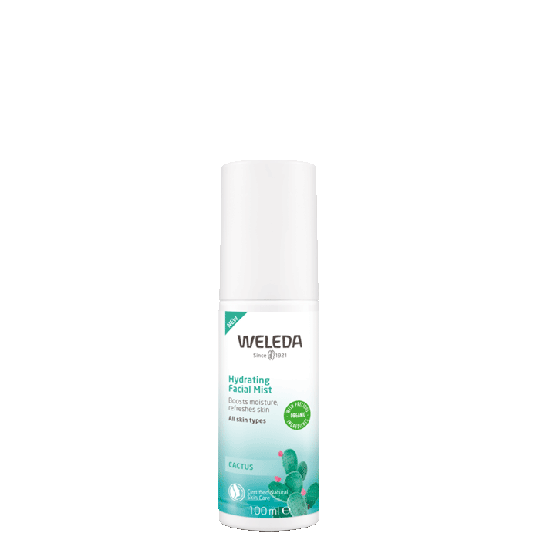 Cactus Hydrating Facial Mist, 100 ml