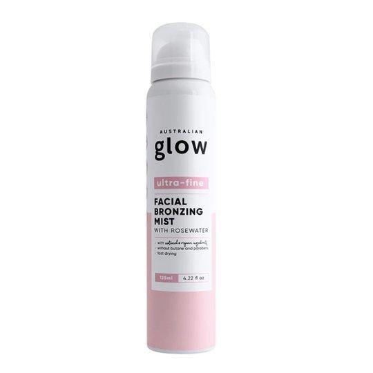Facial Bronzing Mist, 125 ml Australian Glow Itseruskettavat