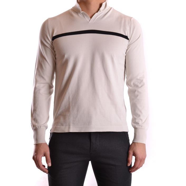 Dondup Men's Sweater White 161290 - white S