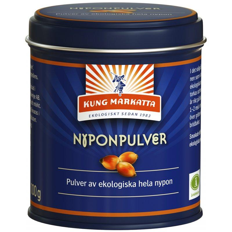 Eko Nyponpulver 100g - 52% rabatt