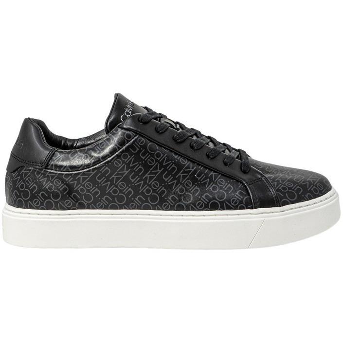 Calvin Klein Men's Sneakers Shoes Black 321552 - black 40
