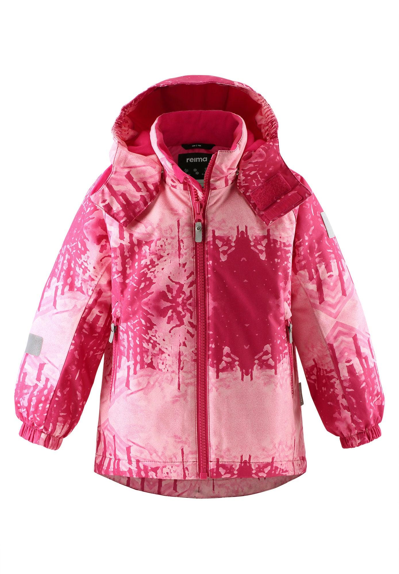 Reimatec Maunu Jacka, Raspberry Pink, 104