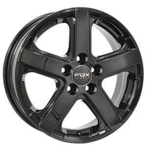 Fox Viper Van Black 6.5x15 5/130 ET50 B89.1