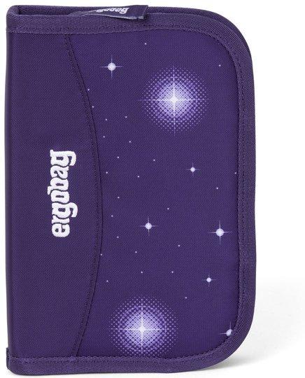 Ergobag Beargasus Pennal Enkel, Purple Galaxy