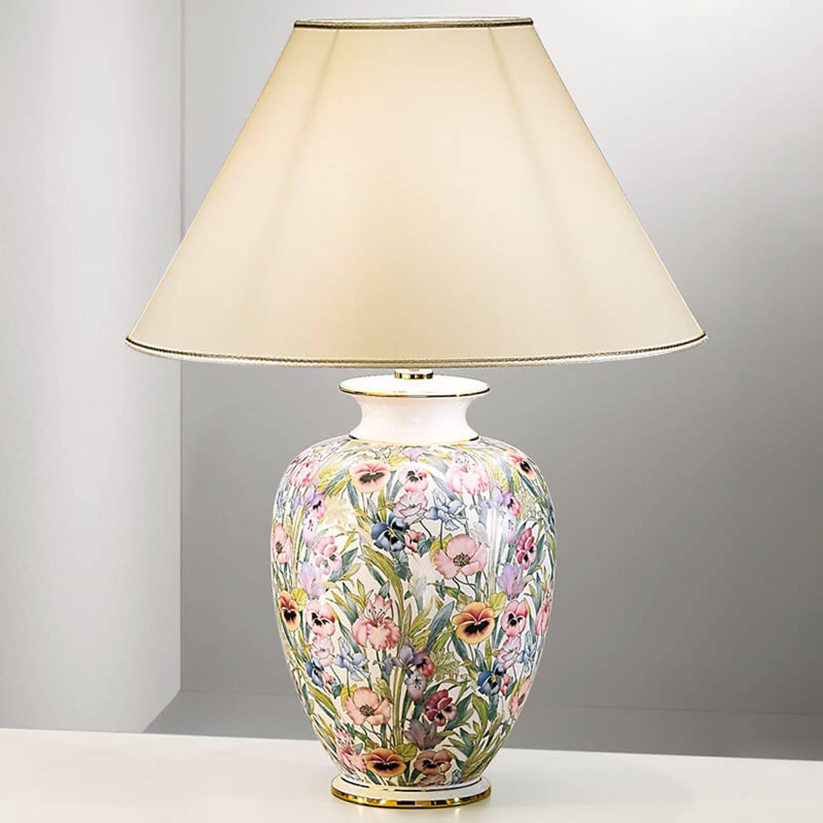 KOLARZ Giardino Panse -pöytälamppu, 50 cm