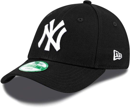 New Era 9Forty Kids MLB League Basic Cap, Svart 4-6 år