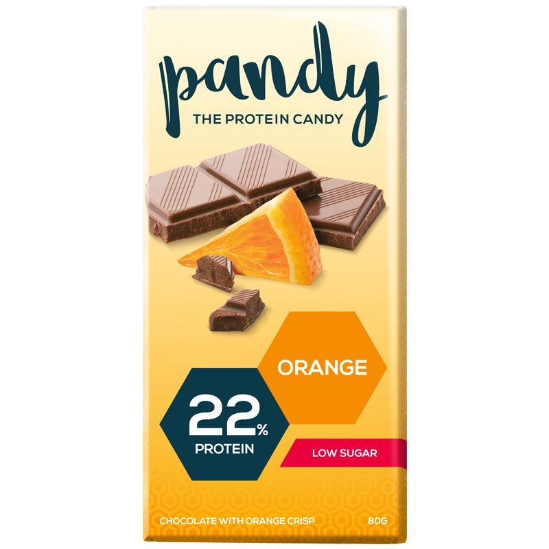 """Suklaalevy """"Orange"""" 80g - 49% alennus"""