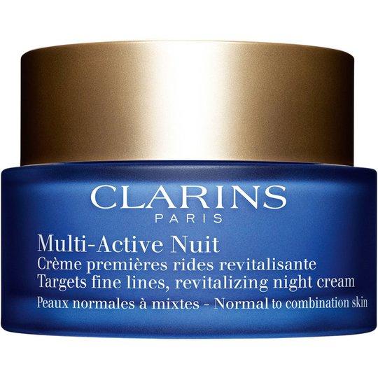 Clarins Multi-Active Nuit Light Normal to Combination Skin, 50 ml Clarins Yövoiteet