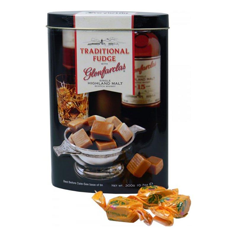 Fudge Glenfarclas Whisky - 250 gram