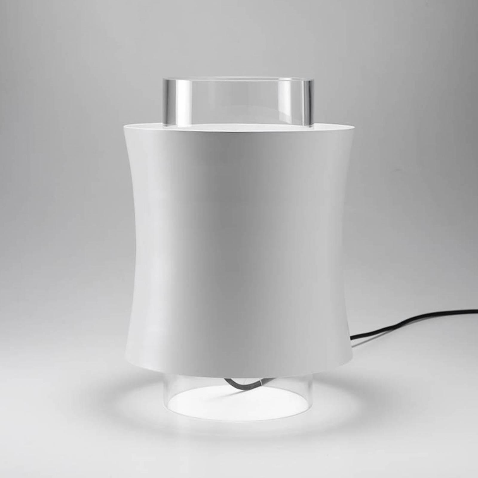 Prandina Fez T1 -pöytälamppu, matta hiekka