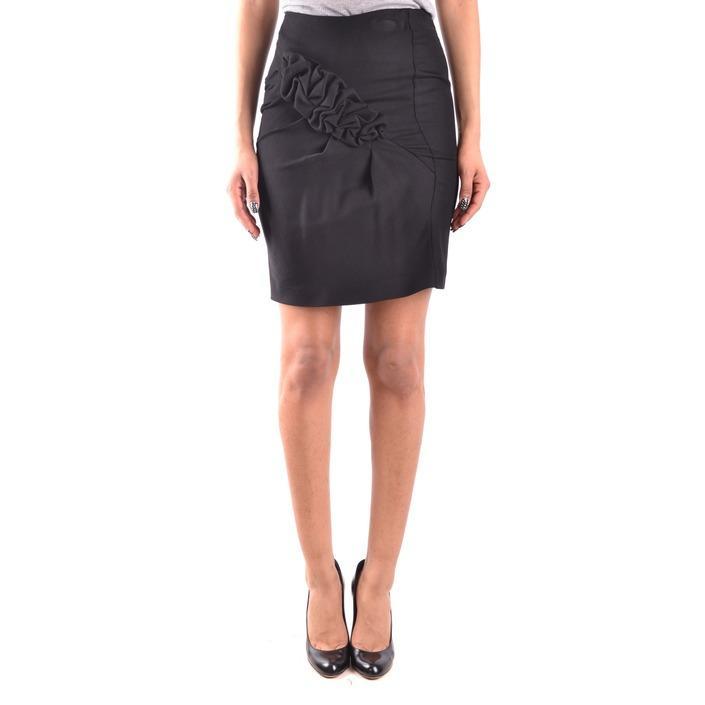 Emporio Armani Women's Skirt Black 162366 - black 40