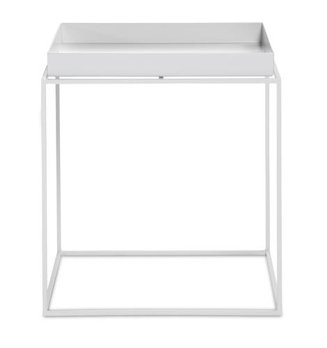 HAY - Tray Table 40 x 40 cm White