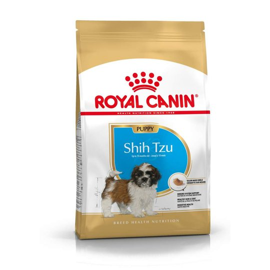 Royal Canin Breed Shih Tzu Puppy (1.5 kg)