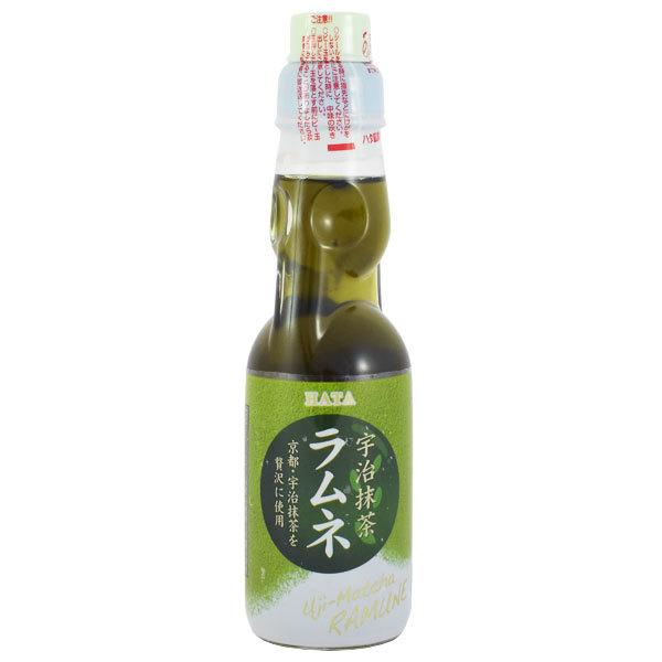 Ramune - Matcha Green Tea 200ml