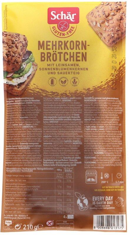 Flerkornsbröd Glutenfritt - 38% rabatt