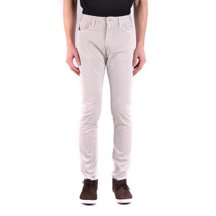 Armani Collezioni Men's Trouser Grey 163303 - grey 29