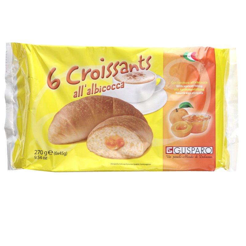 Croissant Aprikos 6-pack - 24% rabatt