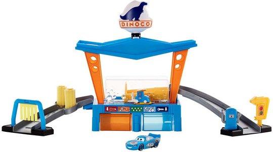 Disney Cars Color Change Lekesett, Dinoco Car Wash