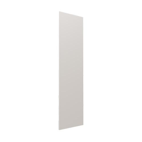 Gavlside Atlanta garderobe 216 cm, Hvit