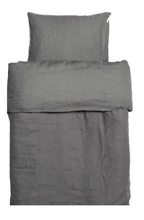 Sunshine sengetøy – Charcoal, 144x210