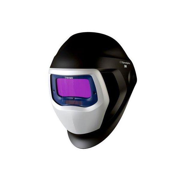 3M Speedglas Black 9100X Hitsauskypärä ilman tarvikkeita