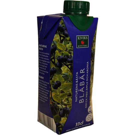Naturens bästa dryck blåbär - 53% rabatt