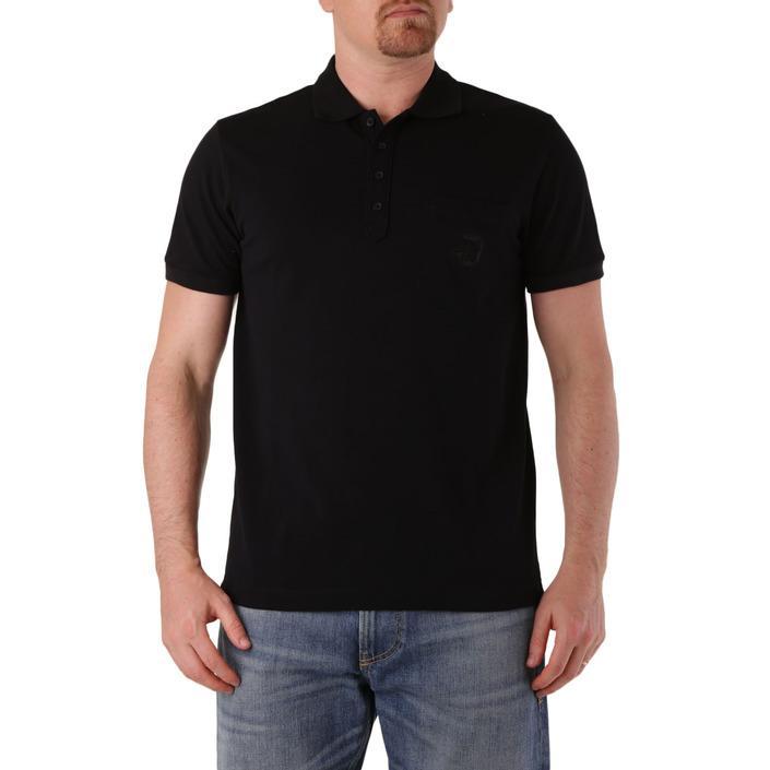 Diesel Men's Polo Shirt Various Colours 283808 - black L