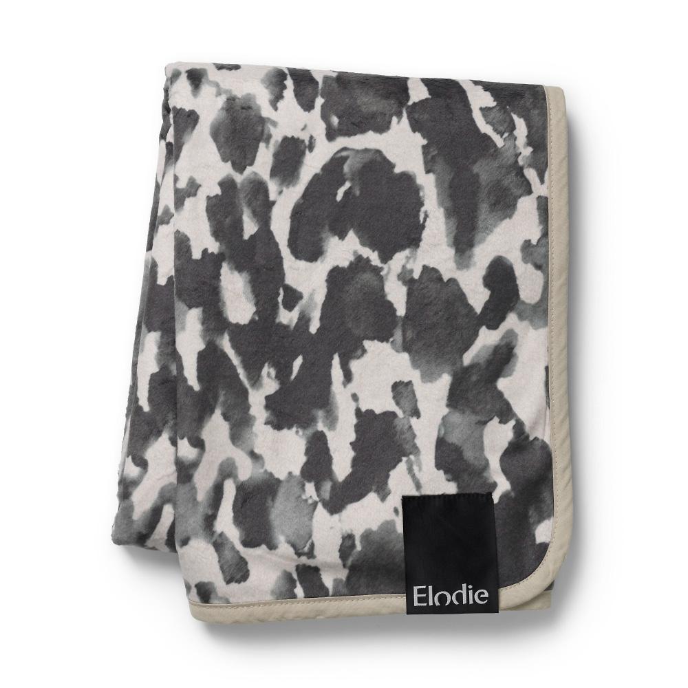 Pearl Velvet Blanket - Wild Paris