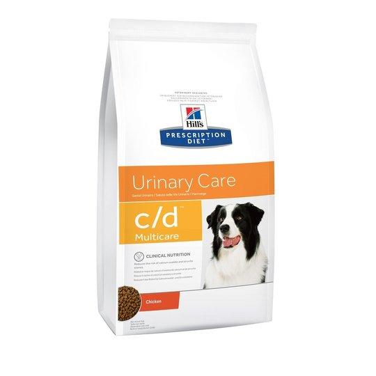 Hill's Prescription Diet Canine c/d Urinary Care Multicare Chicken (2 kg)