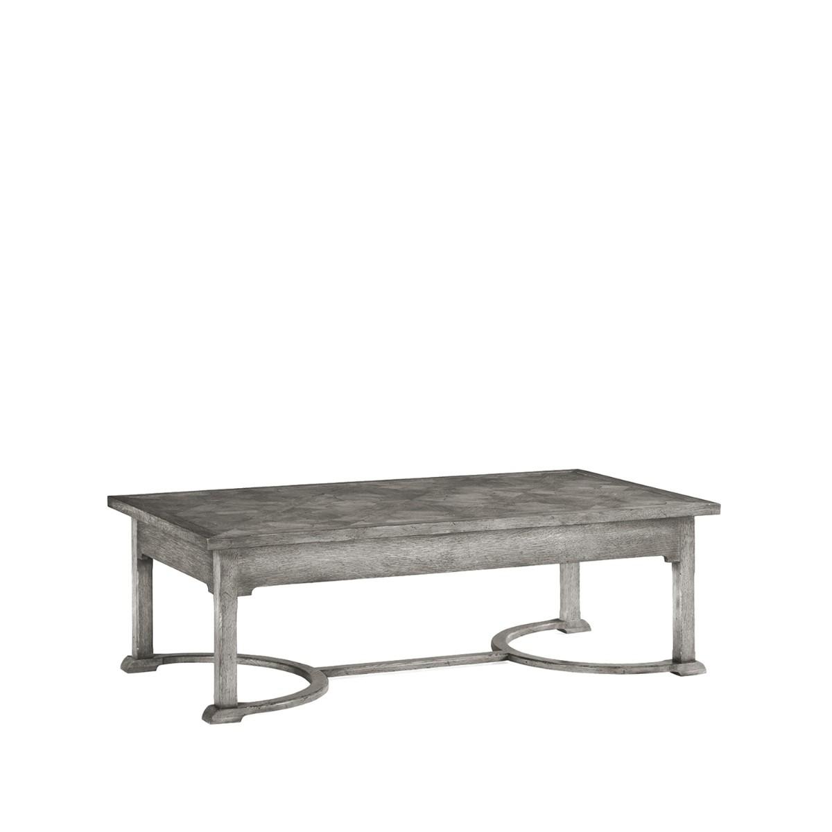 William Yeoward   Biddulph Coffee Table Greyed Oak