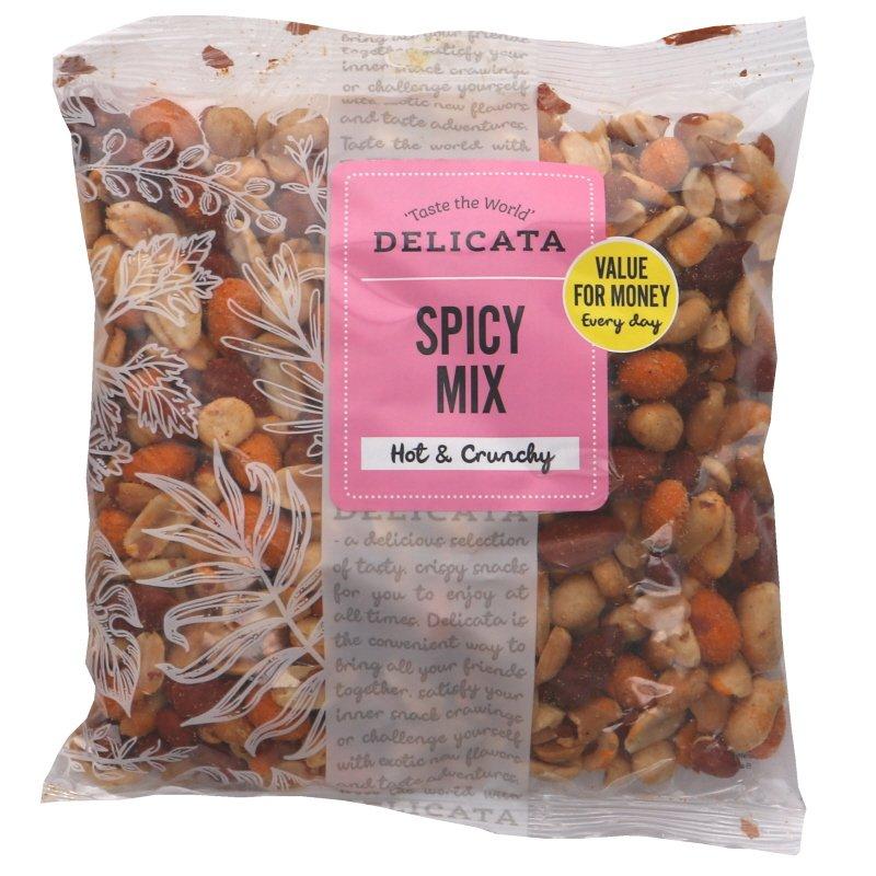 Snackmix Spicy - 44% alennus