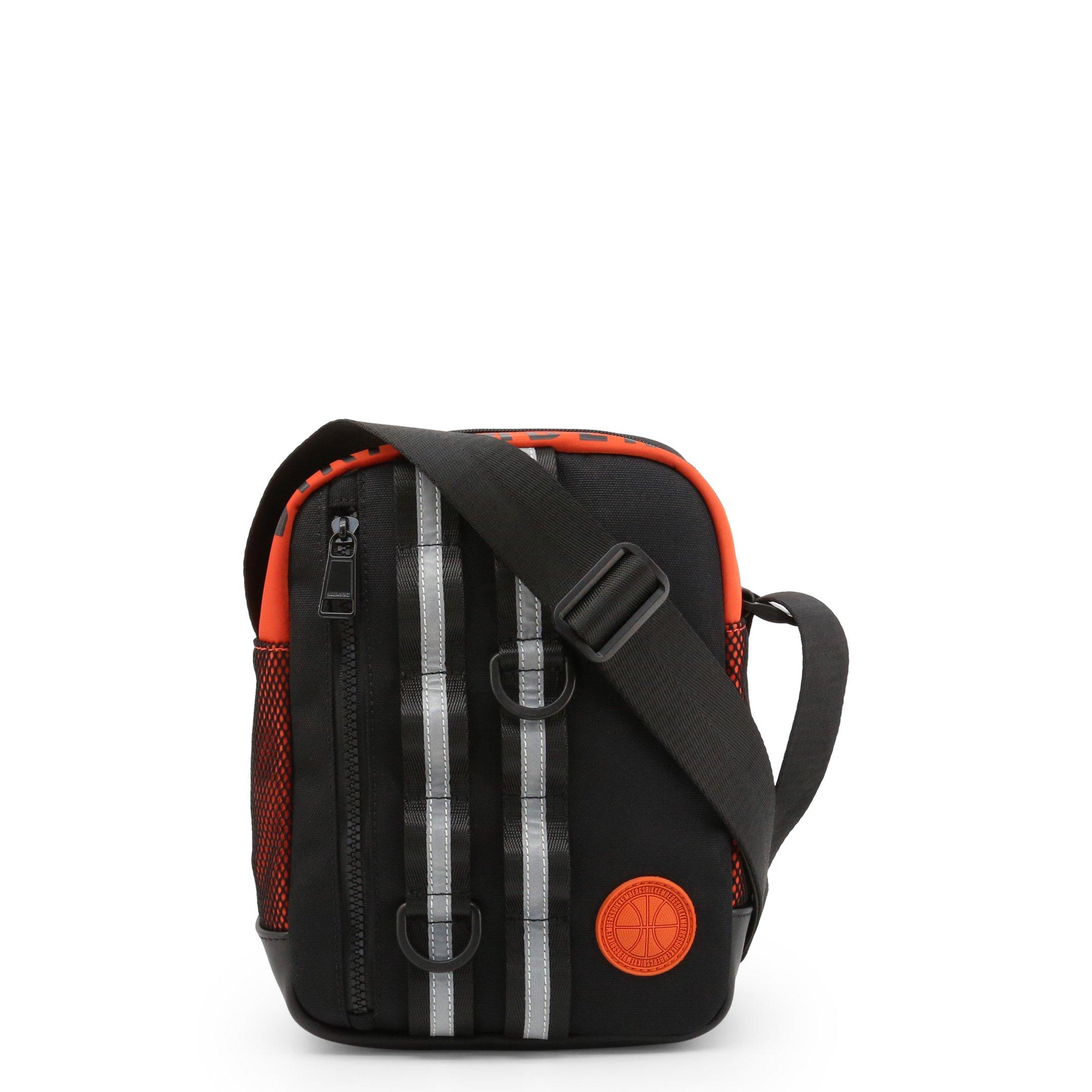 Bikkembergs Men's Crossbody Bag Various Colours E4APME1A0012 - black NOSIZE