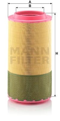 Ilmansuodatin MANN-FILTER C 27 1250/1