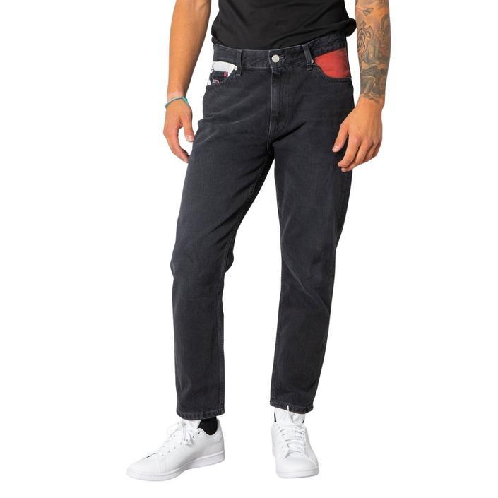 Tommy Hilfiger Jeans Men's Jeans Various Colours 308629 - black W34_L32