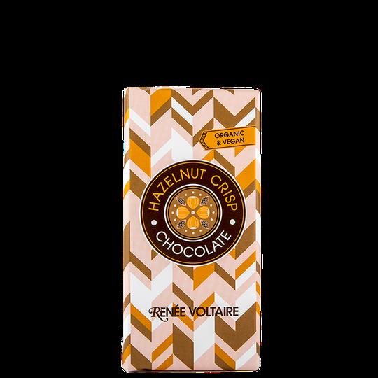 Hazelnut crisp chokladkaka EKO, 80 g