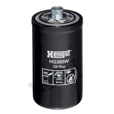 Hydrauliikkasuodatin, automaattivaihteisto HENGST FILTER HG385W