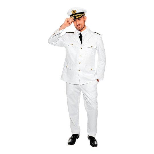 Kapten Deluxe Maskeraddräkt - Small