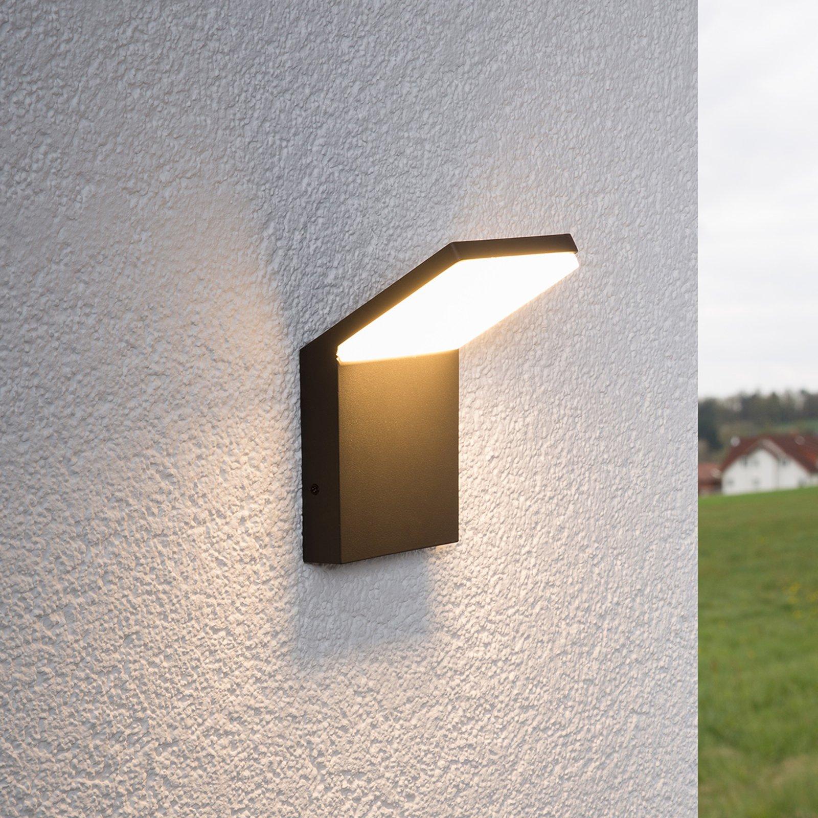 Waban - LED-vegglampe for utendørsbruk
