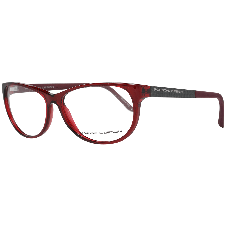 Porsche Design Women's Optical Frames Eyewear Red P8246 56C