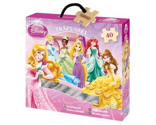Disney Princess Puslespill 40 Deler