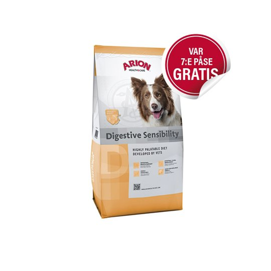 Arion Health & Care Digestive Sensibility (12 kg)