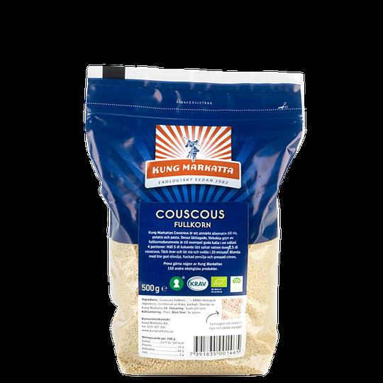 Couscous Fullkorn, 500 g