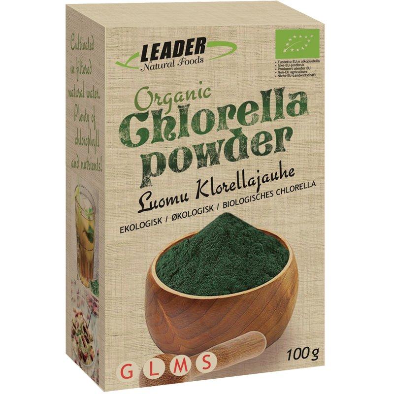 Chlorella-jauhe 100 g - 56% alennus